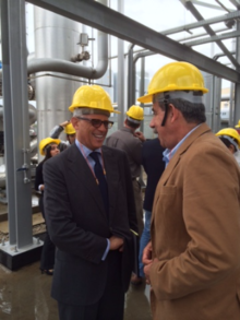 Fred Hochberg tours U.S. exports in Brazil