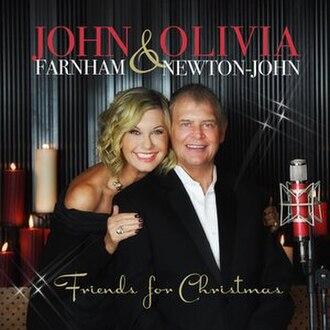 Friends for Christmas - Image: Friends for Christmas by Farnham and Newton Jonn
