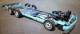 GMC motorhome - GMC Motorhome chassis