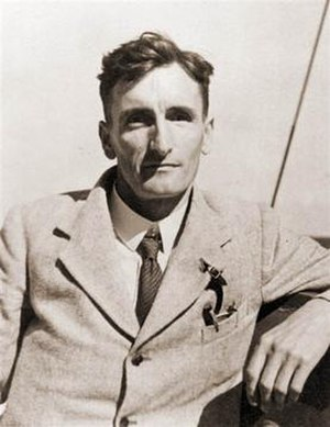 Guy Stewart Callendar - Guy Stewart Callendar in 1934