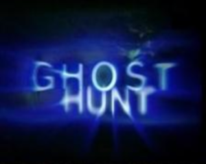 Ghost Hunt (TV series) - Image: Ghost Hunt TV series title image