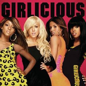 Girlicious (album) - Image: Girlicious Album Cover