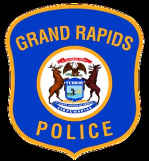 Grand Rapids Police Department Government organization