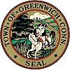 Officieel zegel van Greenwich, Connecticut