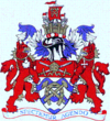 Coat of arms of London Borough of Hammersmith and Fulham
