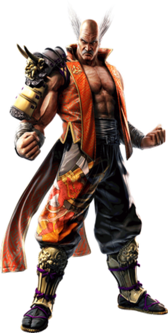 Heihachi Mishima - Heihachi Mishima in Tekken 7