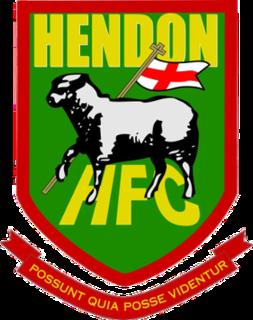 Hendon F.C. Association football club in England