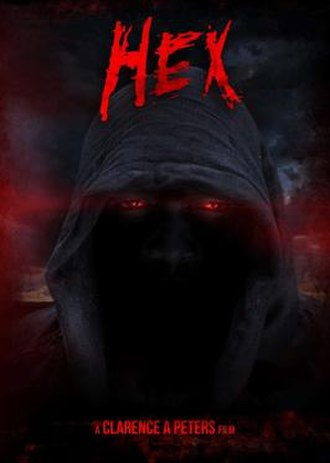 Hex (2015 film) - Theatrical poster