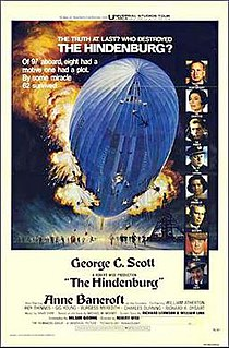 <i>The Hindenburg</i> (film) 1975 American film directed by Robert Wise