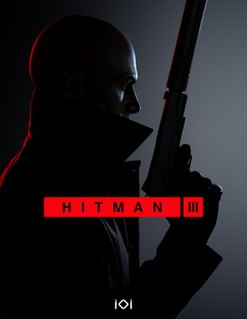 <i>Hitman 3</i> 2021 video game