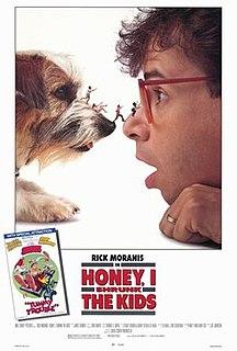 <i>Honey, I Shrunk the Kids</i> 1989 film by Joe Johnston