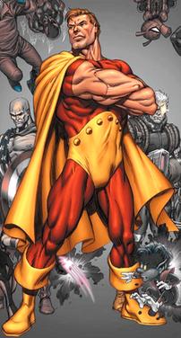 Hyperion (comics)