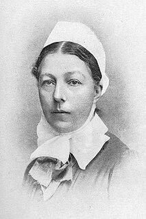 Isabella Gilmore Deaconess; Anglican Saint