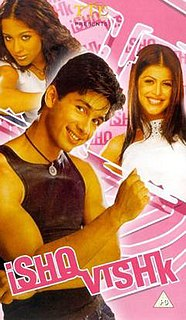 <i>Ishq Vishk</i> 2003 film by Ken Ghosh