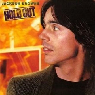Hold Out - Image: Jackson Browne Hold Out