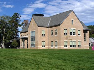 Berwick Academy (Maine) - Jackson Library