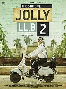 Jolly LLB 2 - Wikipedia