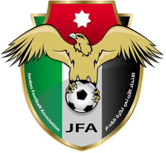 Jordan national football team - Image: Jordan FA