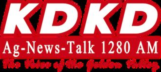 KDKD (AM) - Image: KDKD AM logo