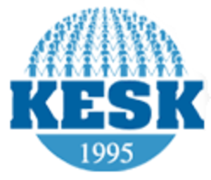 Confederation of Public Workers' Unions - Image: KESK logo