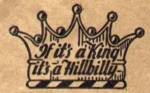 King Records (United States) - Logo from 78-rpm record sleeve