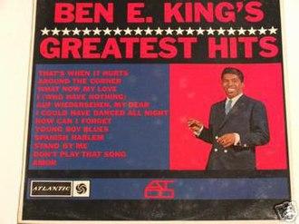Ben E. King's Greatest Hits - Image: Kinggreatest
