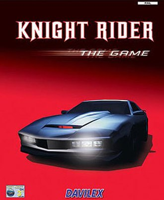 Knight Rider: The Game - Image: Knight Rider The Game