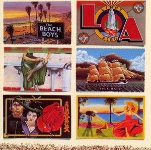 L.A. (Light Album) - Image: LA Light Cover