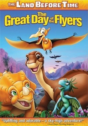 The Land Before Time XII: The Great Day of the Flyers - Image: LBT GDF