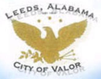 Leeds, Alabama - Image: Leeds alabama great seal