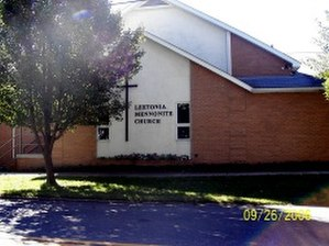 Leetonia, Ohio - Leetonia Mennonite Church