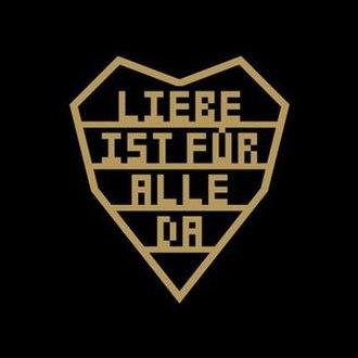 Liebe ist für alle da - Image: Lifad special edition