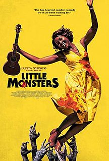 <i>Little Monsters</i> (2019 film) 2019 zombie comedy film directed by Abe Forsythe