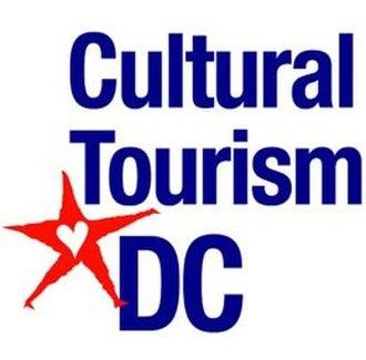 Cultural Tourism DC - Image: Logo of Cultural Tourism DC
