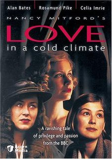 <i>Love in a Cold Climate</i> (2001 TV series) 2001 TV series