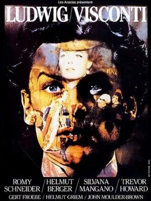 Ludwig (film) - Original film poster