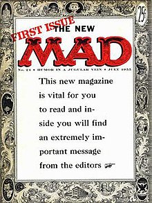 Mad (magazine) - Wikipedia