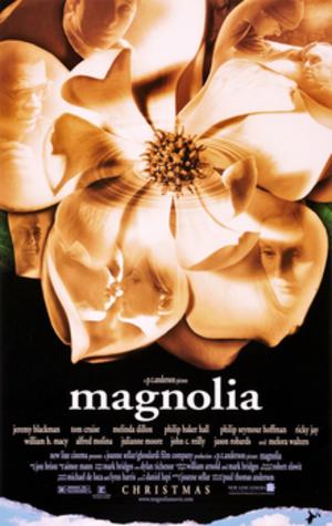 Magnolia (film) - Theatrical release poster