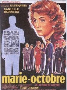 Poslednji film koji ste (ponovo) gledali - Page 42 220px-Marie-Octobre_poster