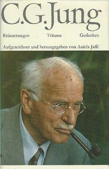 A recent edition of Jung's partially autobiographical work Memories, Dreams, Reflections.