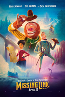 Picture of a movie: Missing Link