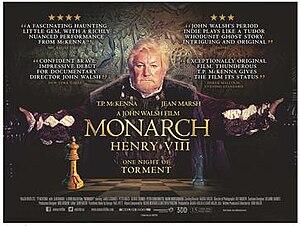 Monarch (film) - Original British Cinema Poster