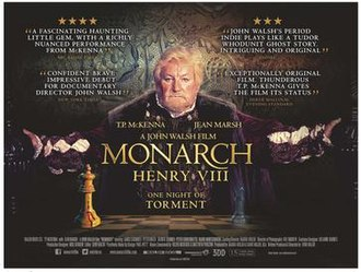 Monarch (film) - Original British Cinema Poster