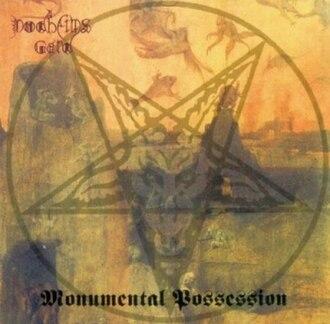 Monumental Possession - Image: Monumental Possession cover