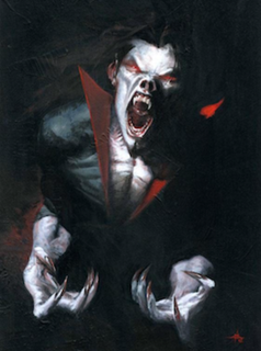 Morbius, the Living Vampire Fictional character in the Marvel universe