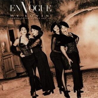 En Vogue - My Lovin' (You're Never Gonna Get It) (studio acapella)