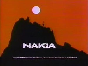 Nakia (TV series) - Nakia title card