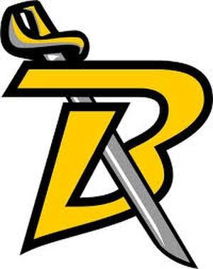 Nanaimo Buccaneers - Image: Nanaimo Buccaneers official logo