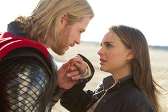 Jane Foster (comics) - Natalie Portman as Jane Foster in the film Thor.