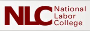 National Labor College - Image: National Labor College Logo